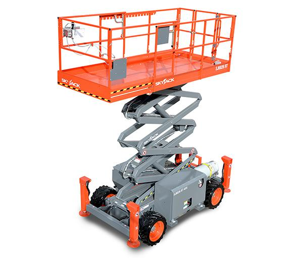 AERIAL MAN LIFT & MEWP RENTALS height=