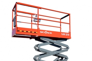 ELECTRIC SCISSOR LIFTS height=