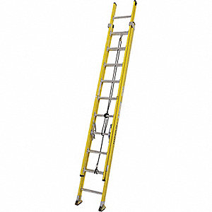 EXTENSION LADDERS height=