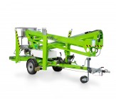 TRAILER MOUNTED TOWABLE BOOM LIFTS height=