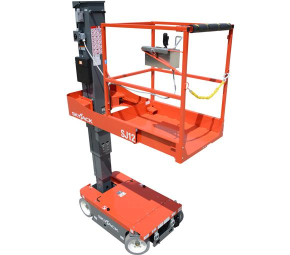 VERTICAL MAST PERSONNEL LIFTS height=